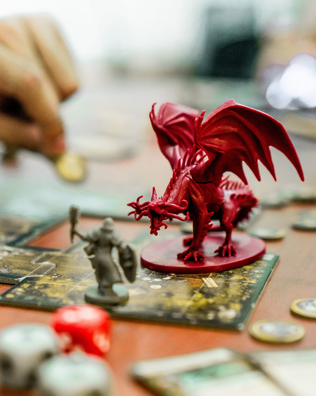 Using miniatures to enhance your D&D experience.