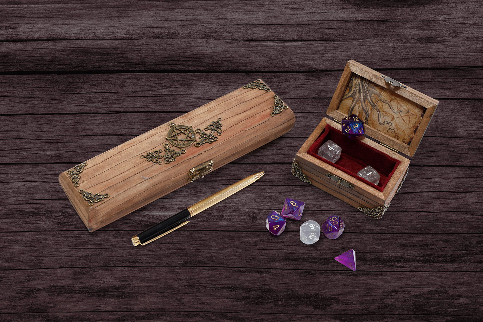 Dungeons and Dragons Dice Sets